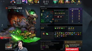 Purge Plays Underlord w/ Day9