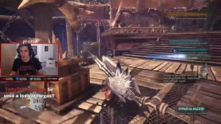 NUEVO SKIN DE PERSONAJE!! - Monster Hunter: World (Capitulo 12)