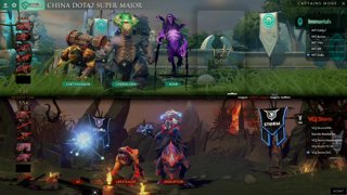 VG.J Storm vs Immortal Game 1 (BO2) l China Dota2 Supermajor - NA Qualifier