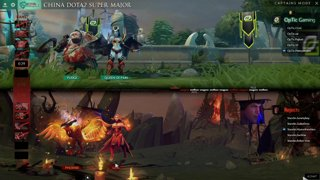 Optic Gaming vs Team Rejects Game 2 (BO2) l China Dota2 Supermajor - NA Qualifier