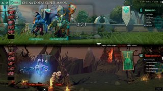 Immortals vs Team Rejects Gamje 1 (BO2) l China Dota2 Supermajor - NA Qualifier