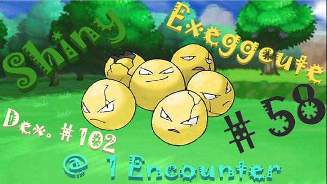 pokemon soul silver exeggcute