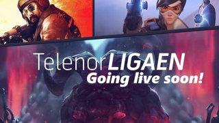Telenorligaen Høst 2018: League of Legends Semifinale! Air E-sport vs Riddle Esports!