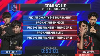 All-Star Event: Day 2