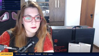 UNBOXING AO VIVO monitor+mouse by Zowie