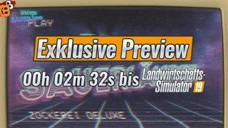 Pre-Release Stream von LS19 Tag 1 Teil 1