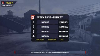 RERUN: GLL Season 3 Alpha Division - Week 5
