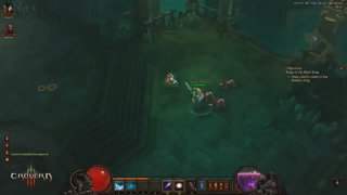 Crovern - Diablo 3 Beta - Skeleton King Instant Karma