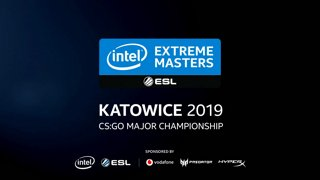 CS:GO - Isurus vs. W7M Gaming  [Overpass] Map 2 - SA Minor Closed Qualifier - IEM Katowice 2019