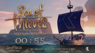 Sea of Thieves Guest Stream - Festive Fun