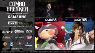 CB 2019 SSBU - boo (Olimar) Vs. Keenan (Richter, Corrin) Smash Ultimate Tournament Pools