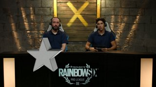 [R6 PRO LEAGUE] Season 7 Latam - Red Canids vs TeamOne