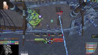 Solaris vs Mythic Stormwall Blockade