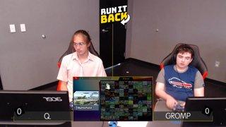 Run It Back - Gromp (Mega Man) vs Q. (Chrom) Pool C2 LS - Smash Ultimate Singles