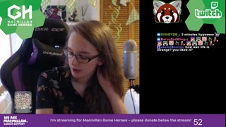 End of Charity Stream!