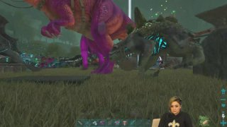 Стрим ARK: Survival Evolved xbox Death, Dinos, and Destruction!