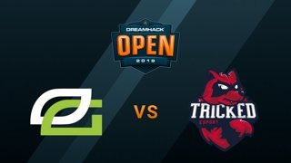 OpTic vs Tricked - Mirage - Semi Final - DreamHack Open Summer 2019