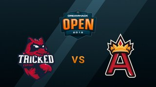 Tricked esport vs Aristocracy - Train - Group A - DreamHack Open Summer 2019