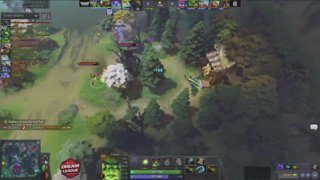 RERUN: Na'Vi vs Evil Geniuses - Game 2 - ROG DreamLeague Major Finals