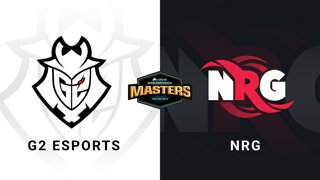 G2 vs NRG - Group B - Train - CORSAIR DreamHack Masters Dallas 2019