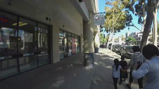 Downtown San Jose for the day !backflip !twitter @ JOEYKAOTYK !discord