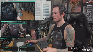 GRAMMY NOMINATED MUSICIAN ATTEMPTS TO WIN SAID GRAMMY AND WIN TWITCH
