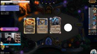 [Hearthstone] Wall Priest Odd Warrior'a karşı...