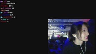 【M.E. 小熊Yuniko】表演完跟DJ閒聊