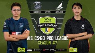 AIS CS:GO Pro League Season#7 R.1  Lucid Dream vs. Astro MAP2 MIRAGE