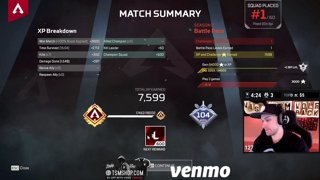 My Keybindings and Sensitivity Setting And Why I Use Them TSM Viss Apex Legends