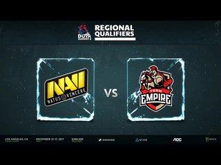 видео: NaVi vs Empire, 1