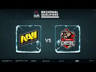 видео: NaVi vs Empire, 2