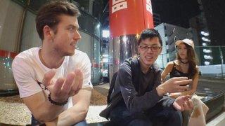 Tokyo, JPN - Evening Drinks in Korea Town - !Discord !YouTube - @jakenbakeLIVE on Insta/Twitter