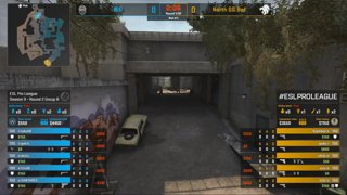 CS:GO - North vs. BIG [Overpass] Map 1 - Group B - ESL Pro League Season 9 Europe