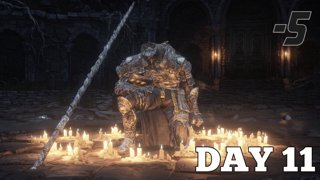 Highlight: Day 11 of Dark Souls 3 Playthrough