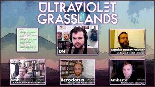 The Ultraviolet Grasslands    Episode  8    Mercury Missiles and Magic Mechanisms