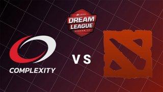 SFTPOTM vs Complexity - Game 2 - MAJOR Qualifiers - CORSAIR DreamLeague Season 11