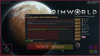 WGNN - RimWorld 10/18/18 (DamianKnightLiveinHD)
