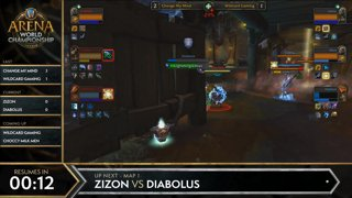 AWC Summer Cup #1 | EU Top 8 | Zizon vs Diabolus