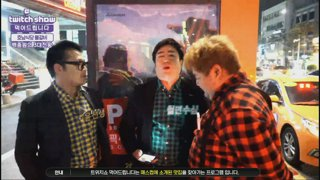 [Twitch Show] 먹어드립니다 3화  #Social Eating