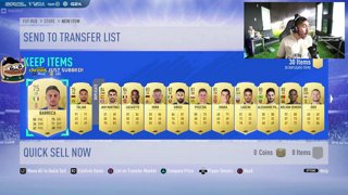 FIFA 19 PACK OPENING !!
