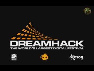 видео: Heroes of Newerth América Latina - [Dream Hack] Winter 2013