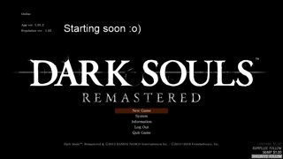 First time playing |  Dark souls 1 remastered | vanilla wow pro