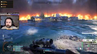 Battlefield V Firestorm Victory