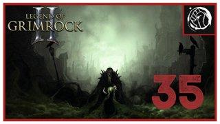 Прохождение Legend of Grimrock 2 | Легенды Гримрока 2 (часть 35)