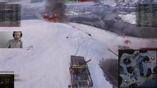 WoT Moments #28: Epic T100, impossible situation