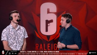 Nora-Rengo vs. MIBR – Raleigh Major 2019 – Group stage – Day One – Stream A