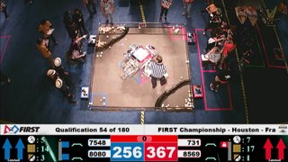 FIRST Championship - FIRST Tech Challenge - Houston - Franklin Field - Thursday (Part B)