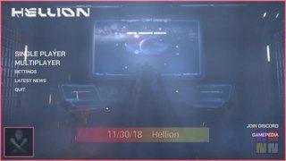 WGNN - Hellion 11/30/18 (DamianKnightLiveinHD)