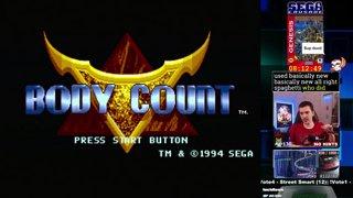 SEGA Crusade #830 - Bodycount (SCH) - Genesis - part 2